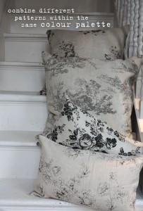 lovely linen pillows