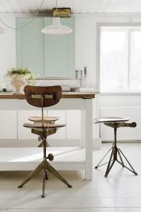 Anna Truelsen interior stylist, chairs <3