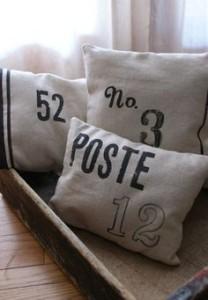 postal pillows